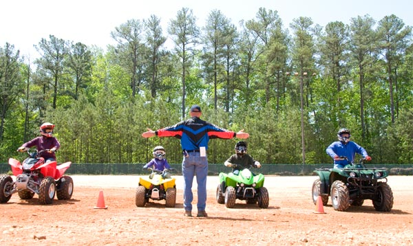 Image result for atv training class