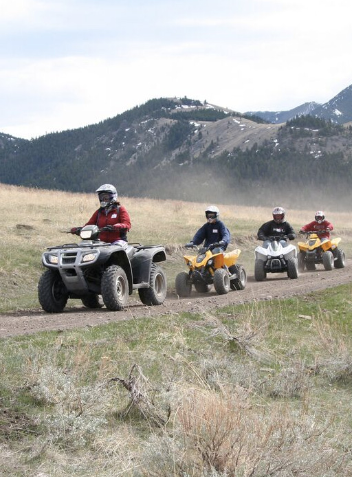 Staying on Trails | ATV Riding Tips